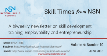 Skill development news digest 200618