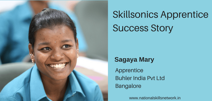 Skillsonics apprentice success story