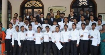 Indian hotels company skill development