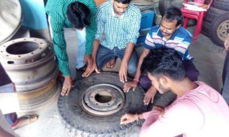 Rubber skills success story Kundan Kumar