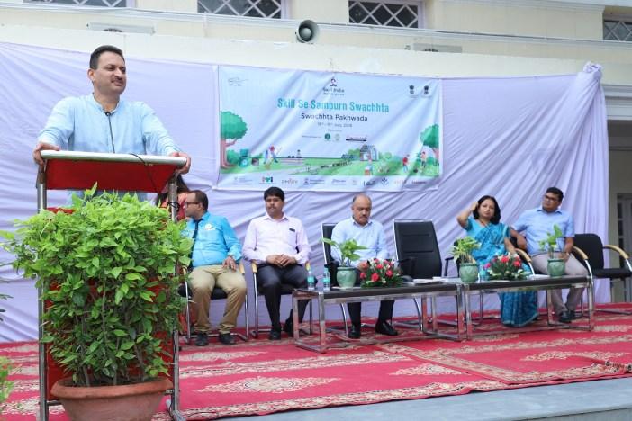 Skill India Swachh Bharat mission1