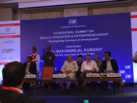 CII SR Skills Summit