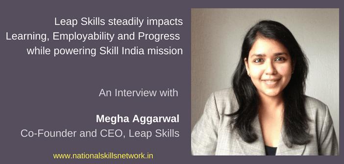 Leap Skills Megha Aggarwal