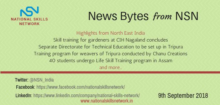 Newsbytes from NSN September