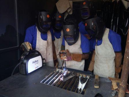SDI Visakhapatnam - Welding