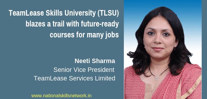 TeamLease Skills University (TLSU)