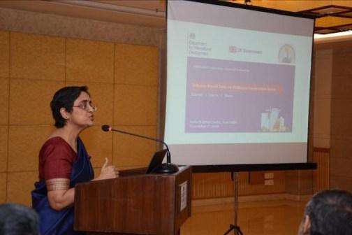 Sunita Sanghi Construction Skills MSDE
