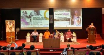 Amrita international conference on women