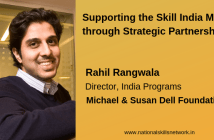 Michael & Susan Dell Foundation Rahil Rangwala