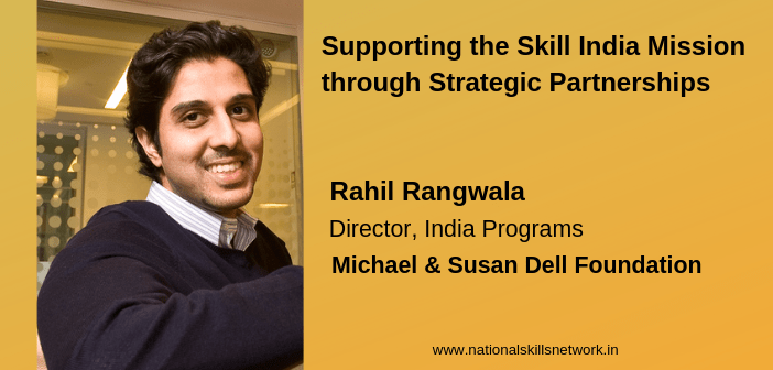 Michael & Susan Dell Foundation Rahil Rangwala