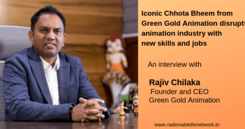 Green Gold animation Rajiv Chilaka