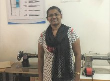 Merryl Apparel trainee LabourNet