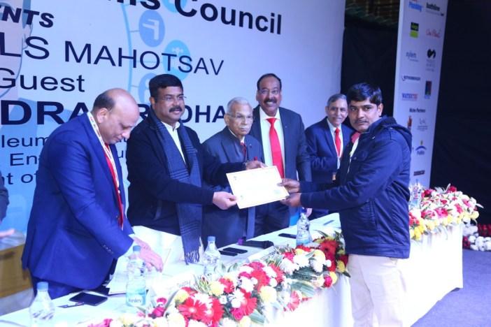 Plumbing skills event Delhi 2019