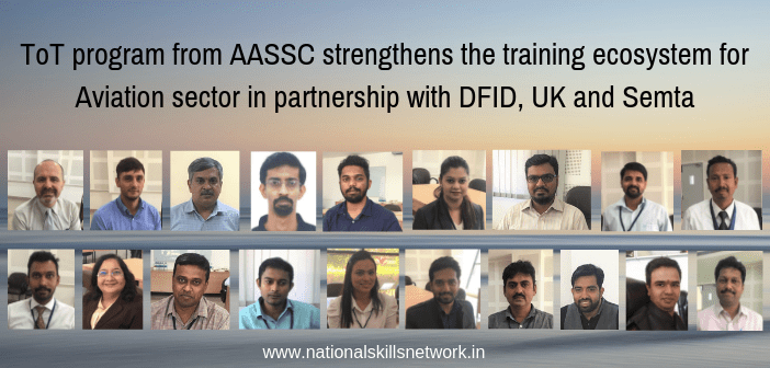 ToT from AASSC in aviation sector