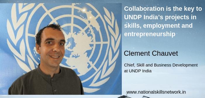 UNDP India skills employment