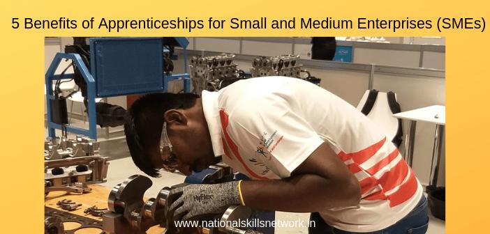 Apprenticeships Small and Medium Enterprises (SMEs)