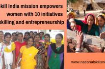 Skill India women initiatives