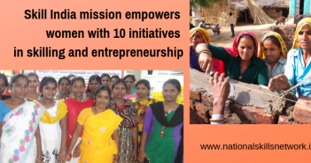 Skill India women initiatives