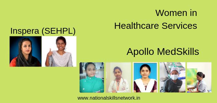 women in healthcare