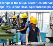 Apprenticeships in the MSME sector