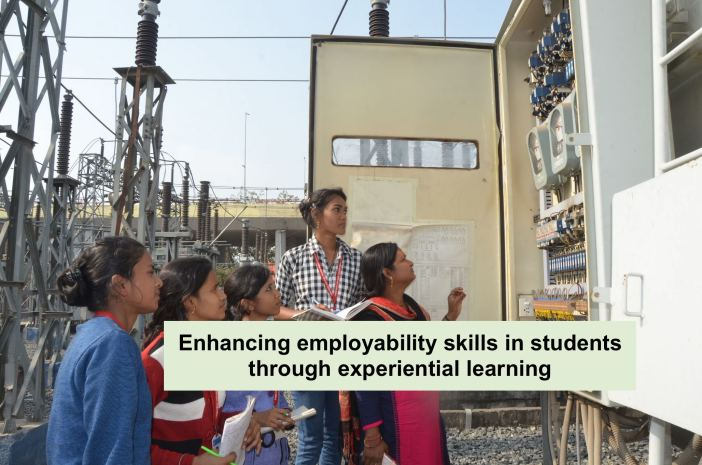 Enhancing employability skills through experiential learning
