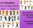 Vocation in Vacation contest