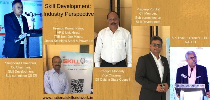 Skill development : Industry perspective from CII Skill East