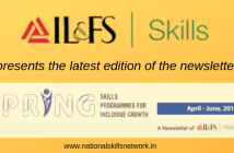 SPRING – The quarterly newsletter from IL&FS Skills