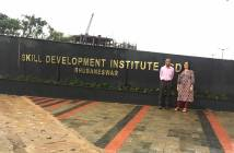 Skill Development Institute (SDI) Bhubaneswar New Campus - A Mega Model Multiskilling Academy