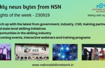 News Bytes on Skill Development and Vocational Training – 230919