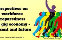 Perspectives on workforce preparedness for gig economy