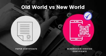 Blockchain-Powered Digital Certificates