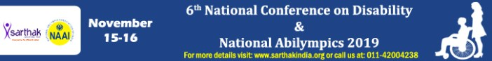 Sarthak National Abylimpics 2019