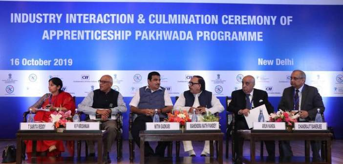 State governments and industry commit 7 Lakh apprentices for the current fiscal year