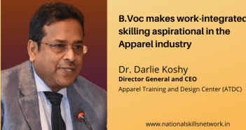 How B.Voc is making work-integrated skilling aspirational in Apparel industry