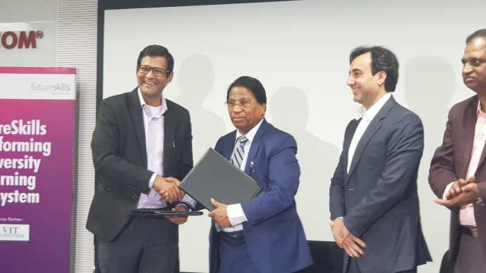 NASSCOM partners Vellore Institute of Technology (VIT) to enhance employability of students
