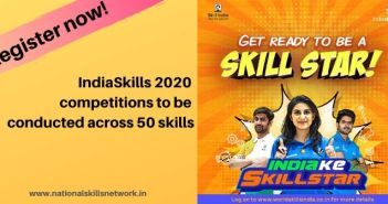 Registration opens for IndiaSkills 2020 competitions