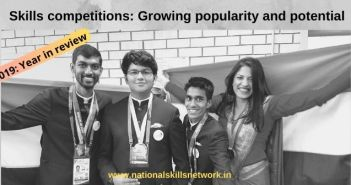 2019 year in review Skills Competitions growing in popularity
