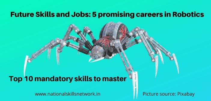 Future Skills and Jobs_ 5 promising careers in the field of Robotics