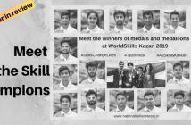 Meet the Skill Champions