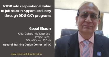 ATDC apparel industry DDU-GKY programs
