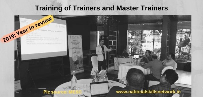 Training of Trainers and Master Trainers