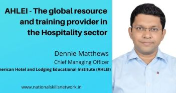 AHLEI training and resource provider in Hospitality