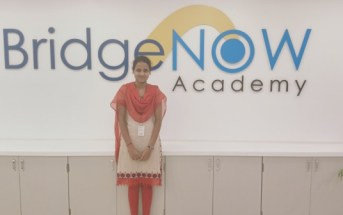 Meet Ms. Lalitha R,a student from BridgeNow Academy who shines like a star despite adversities (1)