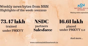 Weekly news bytes from NSN-10022020