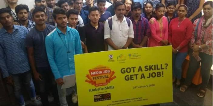 mesc_organizes_great_india_media_job_festival