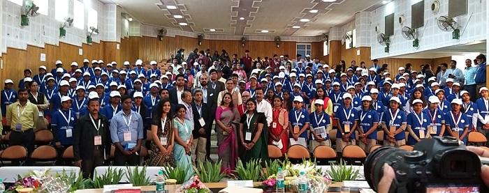 National Welding league at CV Raman college