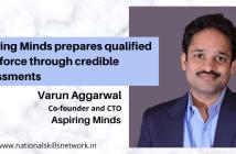 Aspiring Minds prepares qualified workforce through credible assessments
