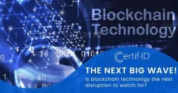 Blockchain Technology Decentralising Business Models