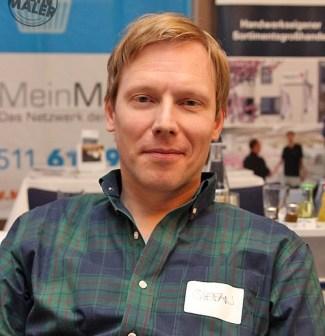 Stefan Trepke, CEO, Airless Discounter, Berlin, Germany